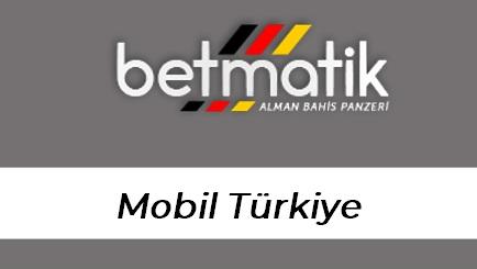 Betmatik Mobil Türkiye