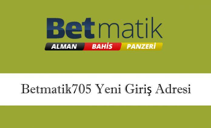 betmatik705