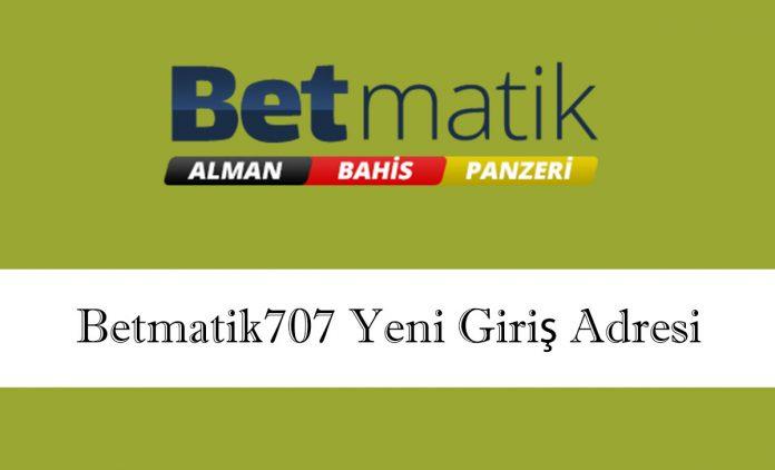 betmatik707