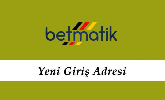 Betmatik841 Yeni Giriş Adresi - Betmatik 841 Girişi